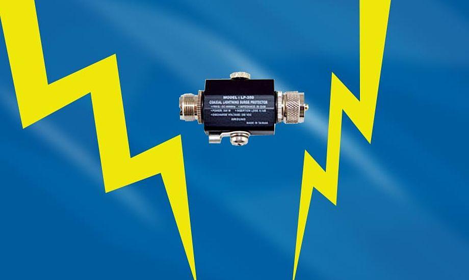 En lille dims til 299 kr kan beskytte din elektronik.