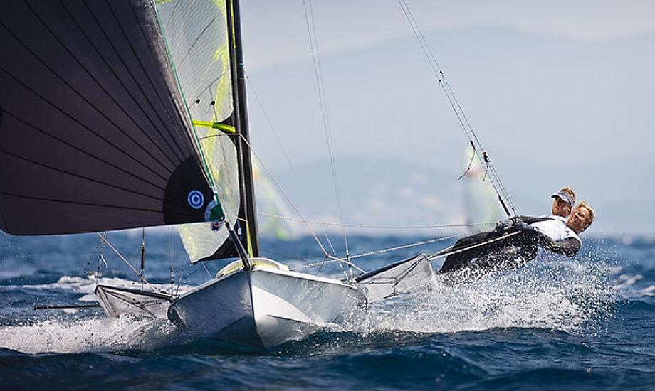 Beslutningen kan betyde at en af de mest spektakulære klasser forsvinder fra OL. Foto Mick Anderson/sailingPIX