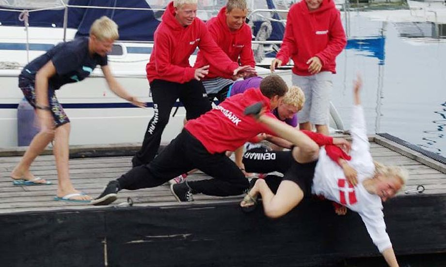 Danmark har haft flere verdensmestre i Zoom8 klassen. Foto: Yachtklubben.dk