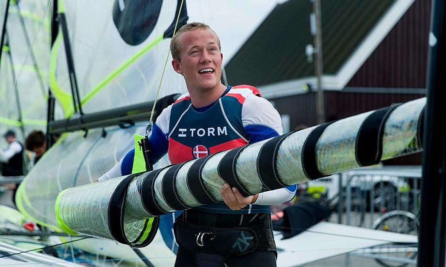 Du skal arbejde med de frivillige, sejlklubber og meget andet før og under VM i Aarhus. Foto: Mogens Hansen