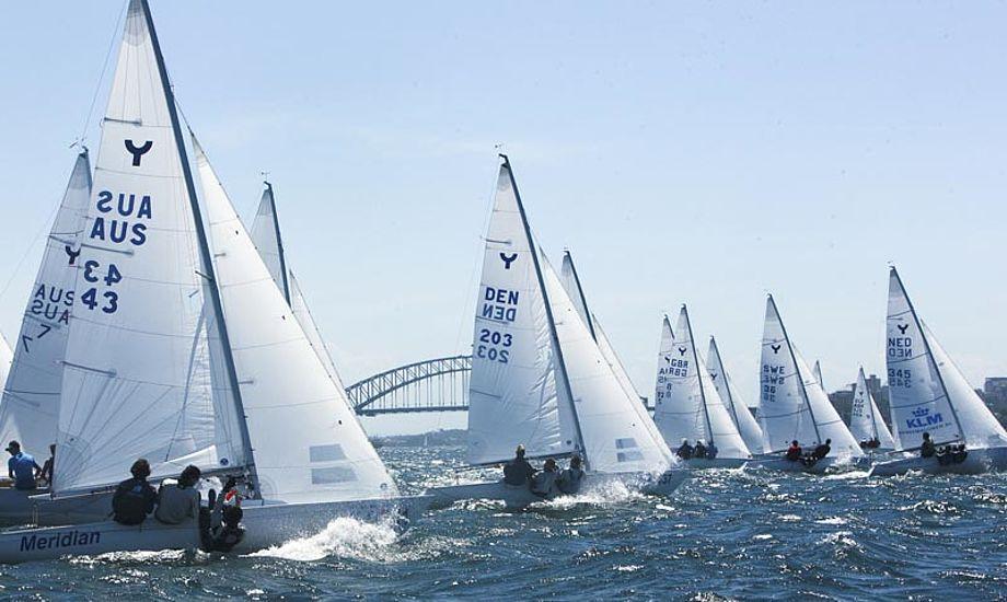 Arkivfoto fra VM i Australien.