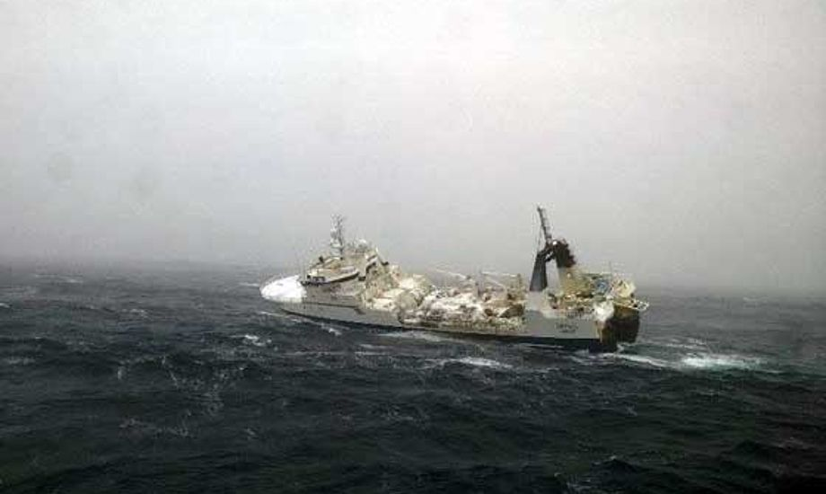 Ikke et eneste dansk fiskeskib forliste i 2015. Foto: Arkivfoto