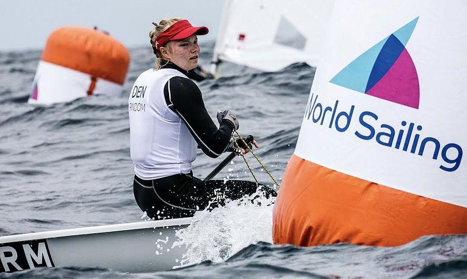 Anne-Marie Rindom må regnes som sikker på startlinjen i Aarhus. Arkivfoto