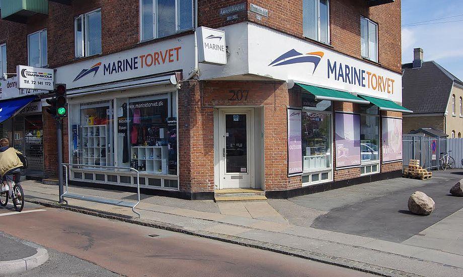 Marinetorvet søger nye medarbejdere med tiltrædelse hurtigst muligt. Foto: Marinetorvet