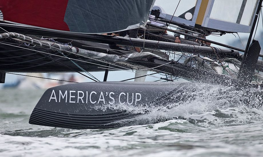 Foto: Gilles Martin-Raget/www.americascup.com