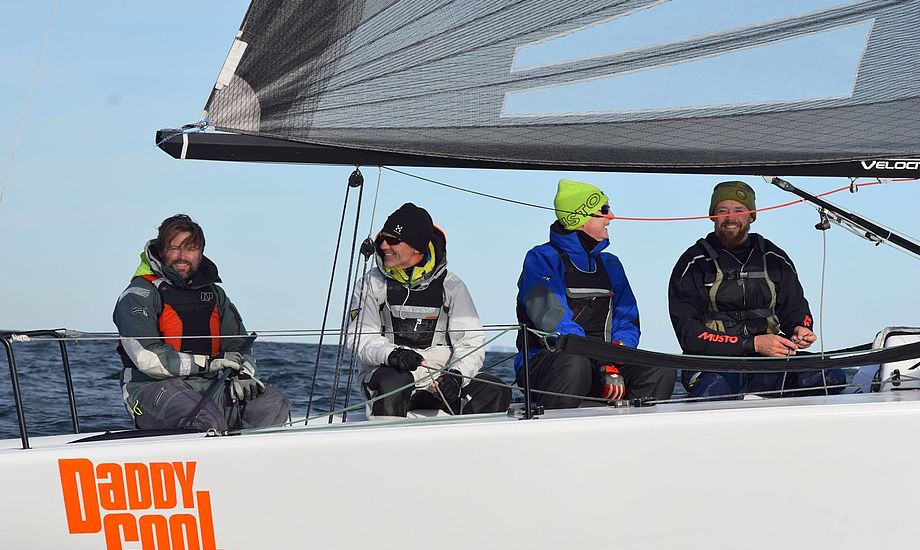 Dansk Melges 24 klub fået flere medlemmer i denne sæson. Og vi føler os godt tilpas i klassen