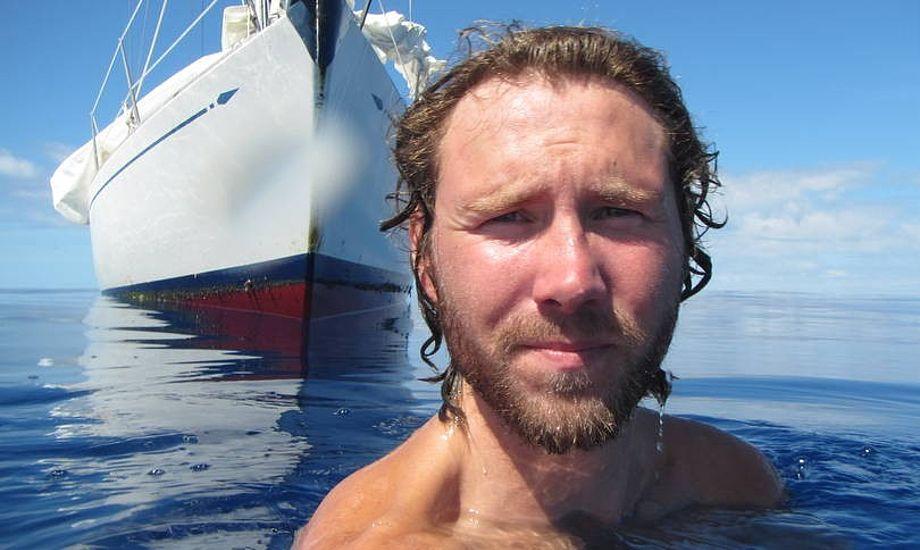 Christian H. Liebergreen fortæller i ord og billeder sin 260 dage lange alene-sejlads nonstop rundt om Jorden. Foto: Liebergreen