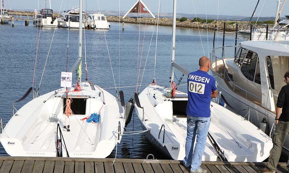 Tjek de velsejlende og prisbillige B/one ud under bådmessen i Egå. Foto: Troels Lykke