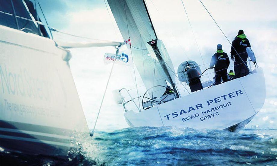 Distancesejladsen Nord Stream Race 2015 går fra Flensborg til Sankt Petersborg. Foto: nord-stream-race.com