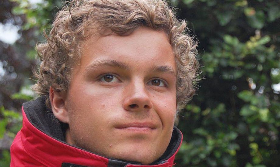 Rasmus Antoft, ny på minbaad.dk.