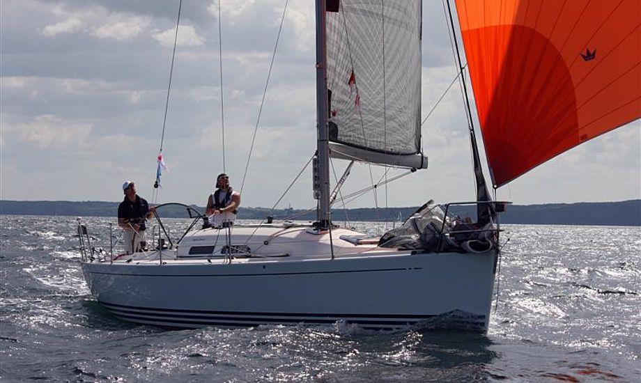 Doublehand-sejlere til AFI 2star. Foto: Pantaenius/Niels Kjeldsen