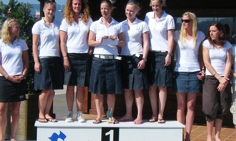 team ulrikkeholm i spanien