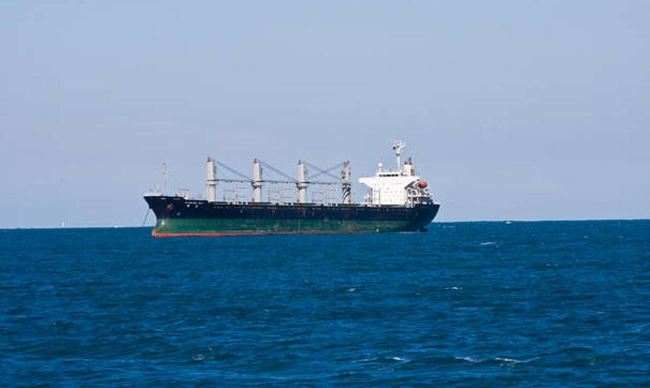 Sejlere er mere sikre på et stort skib.
