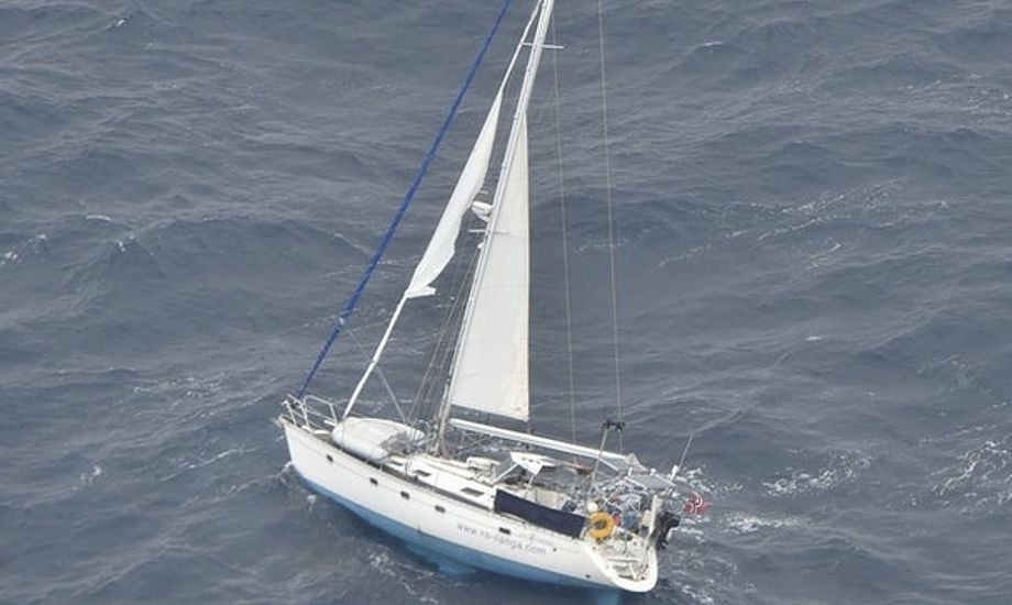 Den norske sejler købte sin Jeanneau i år 2000.