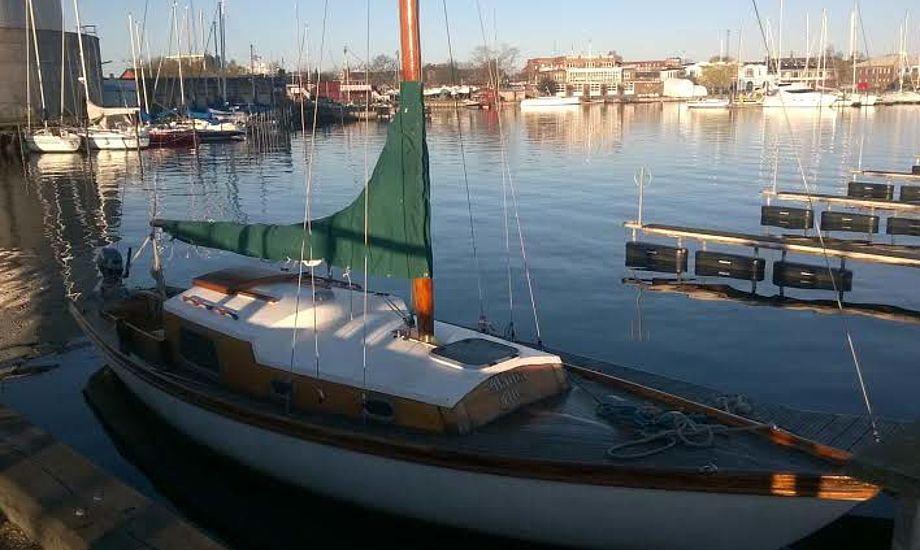 De fleste sejlere er over 60 år, og tusinder af bådpladser i de danske lystbådehavne savner en vuggende skude. Foto: Troels Lykke