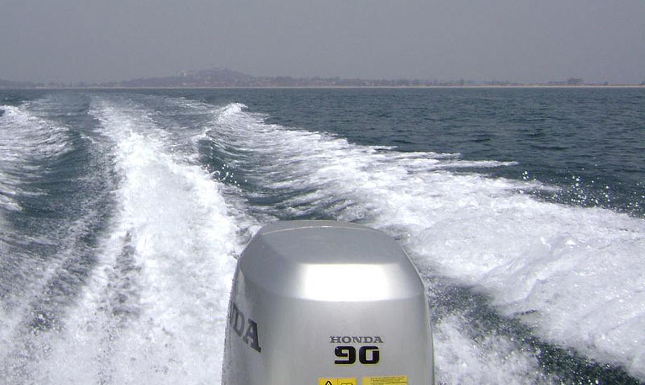 speedbåd