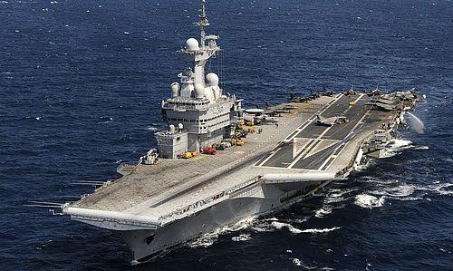 Europas næststørste hangarskib kommer til Aarhus