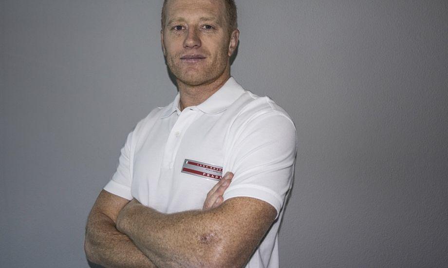 38-årige Jimmy Spithill skifter amerikanske Oracle ud med italienske Luna Rossa. Foto: PR-foto