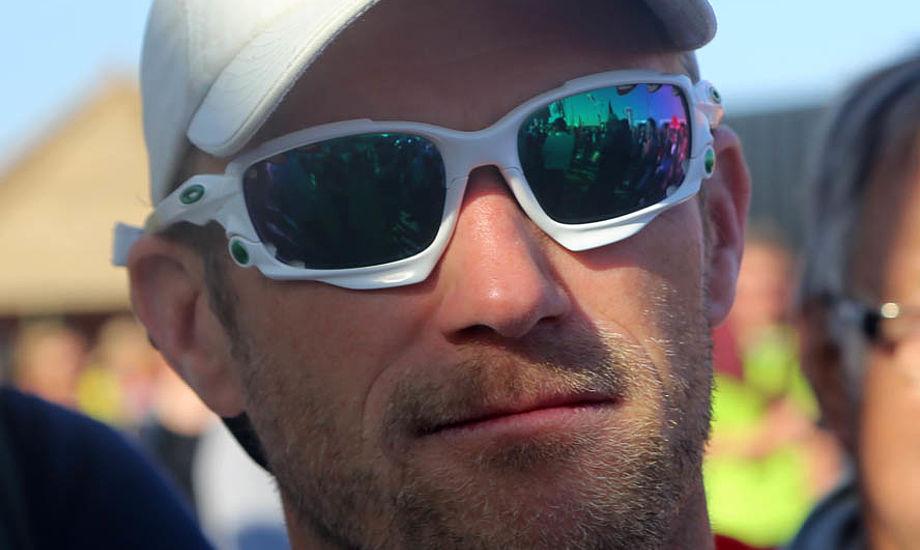 Jesper Radich kom først i Palby Fyn Cup i år med den tyske Soto 40. Foto: Troels Lykke