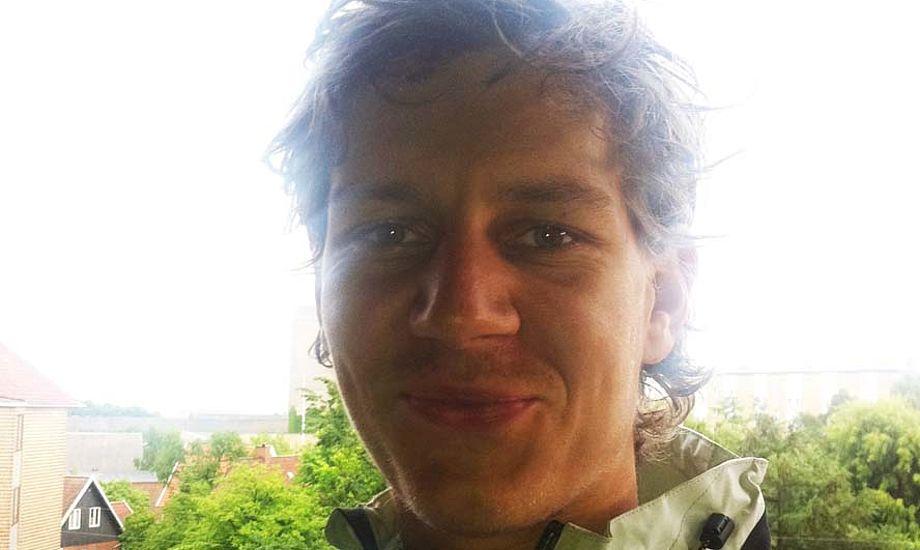 Mathias Laugesen har travlt den kommende tid, da han står i spidsen for EM-landsholdet i Portugal for Optimistjolle-sejlere.