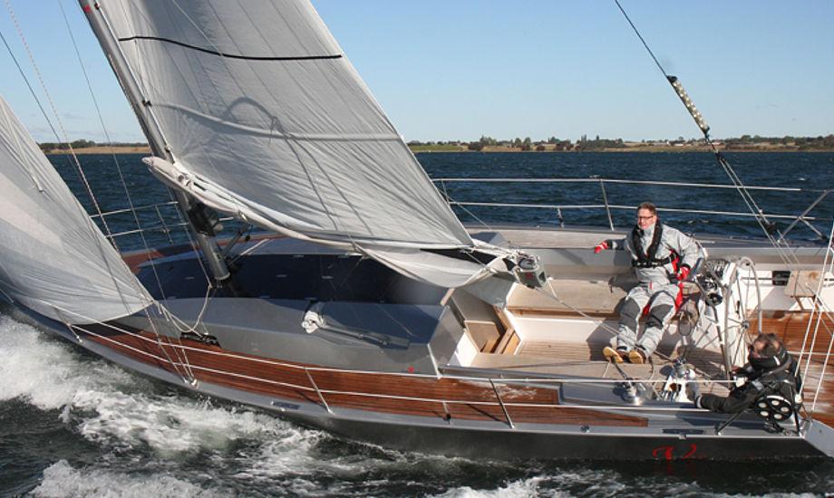 Olsen 370 ud for Stubbekøbing