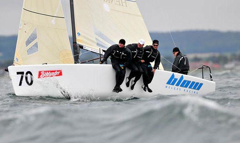 Sailing Aarhus har i år trukket hele fire verdensmesterskaber til byen.