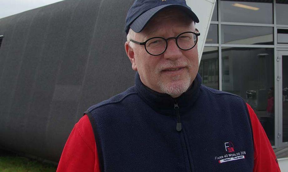 Morten Lorenzen har i mange år været direktør i Kongelig Dansk Yachtklub. I dag sidder han i flere bestyrelser i erhvervslivetFoto: Troels Lykke