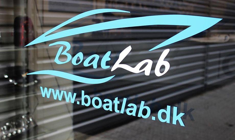 BoatLab står nu klar til at byde tidligere ShipShop-kunder velkomne til butikken efter overtagelsen af shipshop.dk-domænet. Foto: Mads Rasmussen