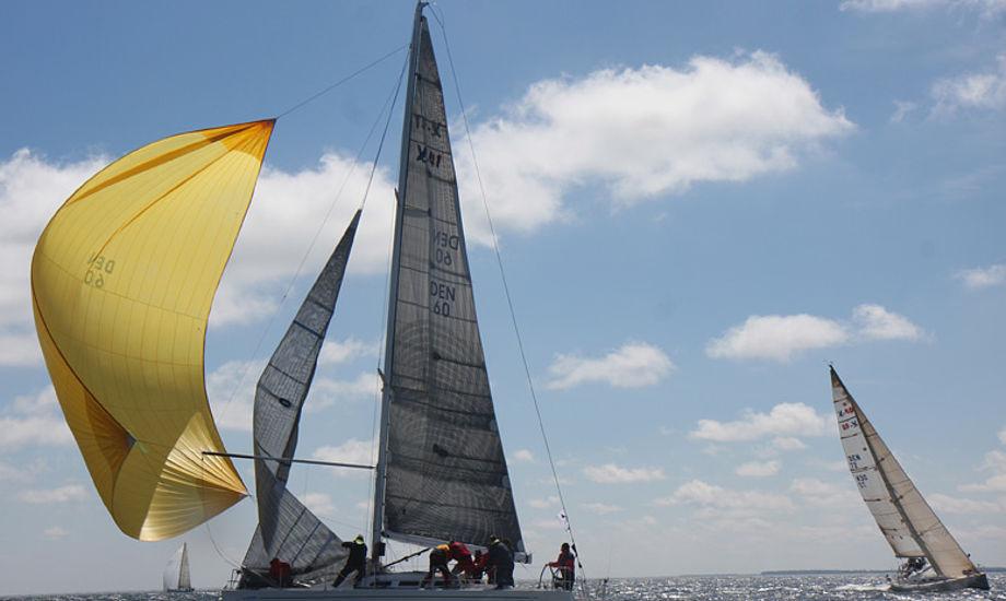 Kertemindebugten er perfekt at sejle i. Foto: Troels Lykke