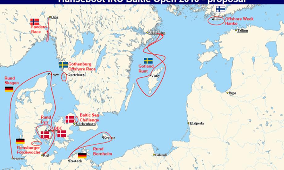 irc i danmark, norge, sverige, tyskland, finland