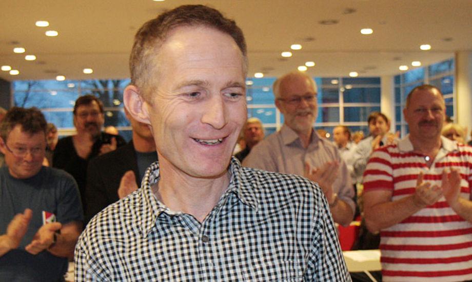 Hans Natorp har fyret tre mand i sine første dage, som formand. Hvem bliver de næste? Foto: Troels Lykke