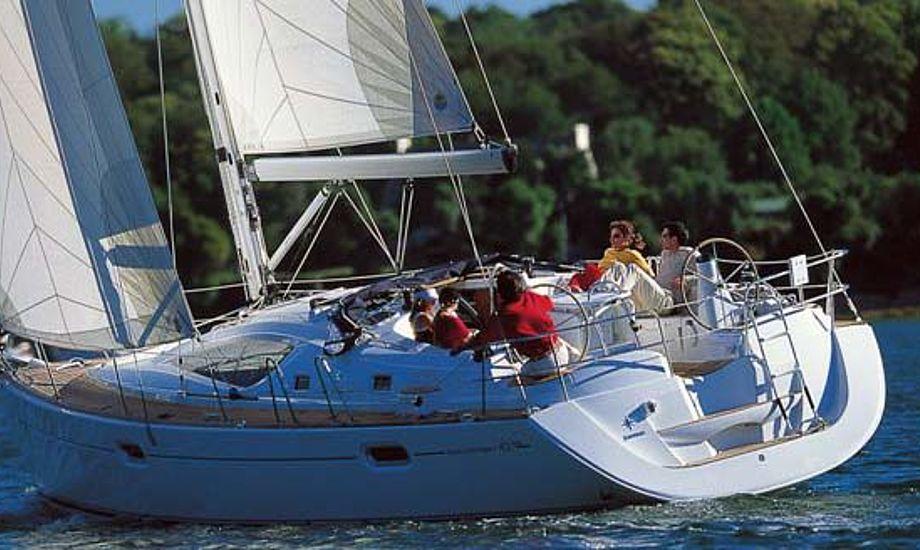 Franske Jeanneau er en af verdens helt store producenter af sejl- og motorbåde.
