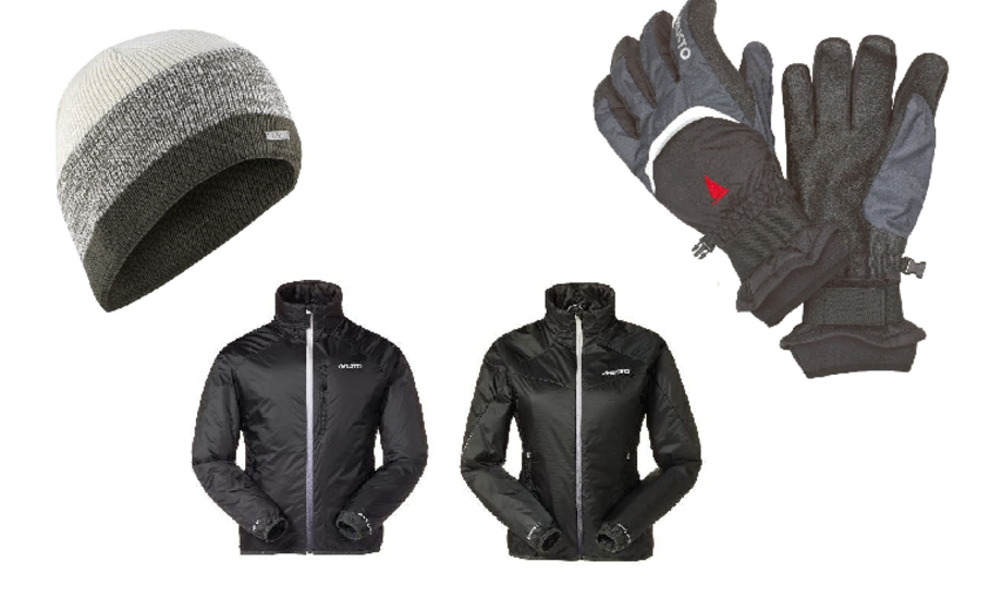 Huer, handsker og jakke kan hjælpe dig til varmen i den kolde tid, som desværre ikke ser ud til at forsvinde den næste måneds tid.
