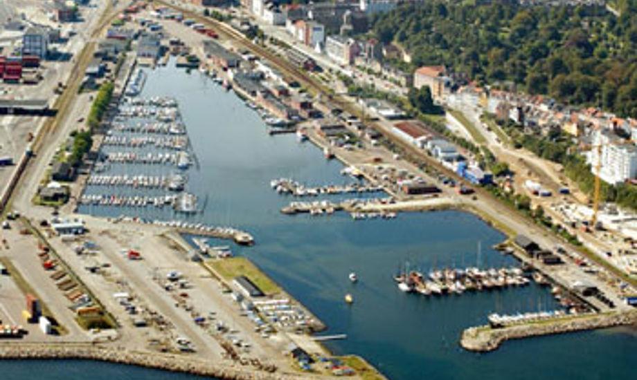 århs lystbådehavn