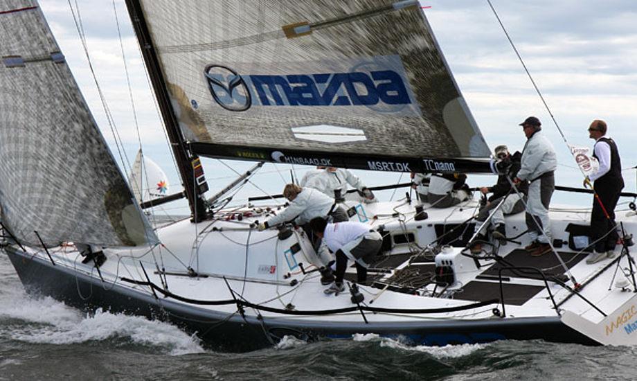 magic mazda - farr 40 i Kertemindes Big Boat Challenge