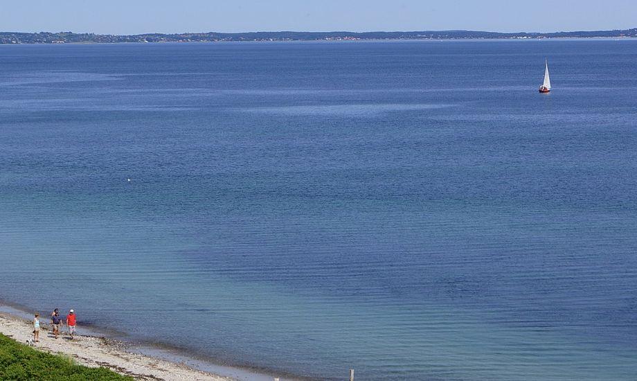 Flere sejlere skal sætte kurs mod Østjylland på sommerturen. Foto: Havneguide.dk