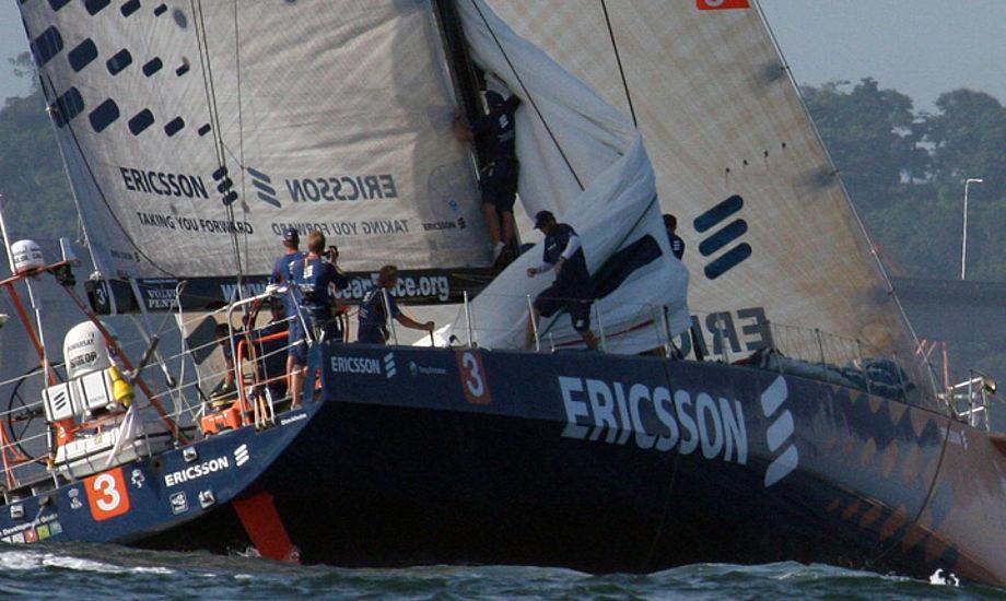 Foto fra Rio af Ericsson 3