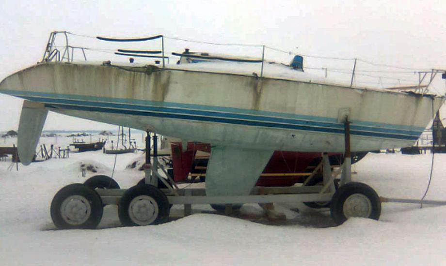 Stakkels X 3/4 tonner fra Skive. Foto: John Trolle