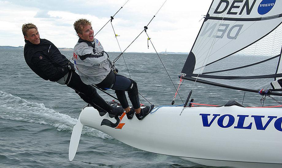 Ungdoms-VM har tidligere været i Aarhus. Foto: Troels Lykke