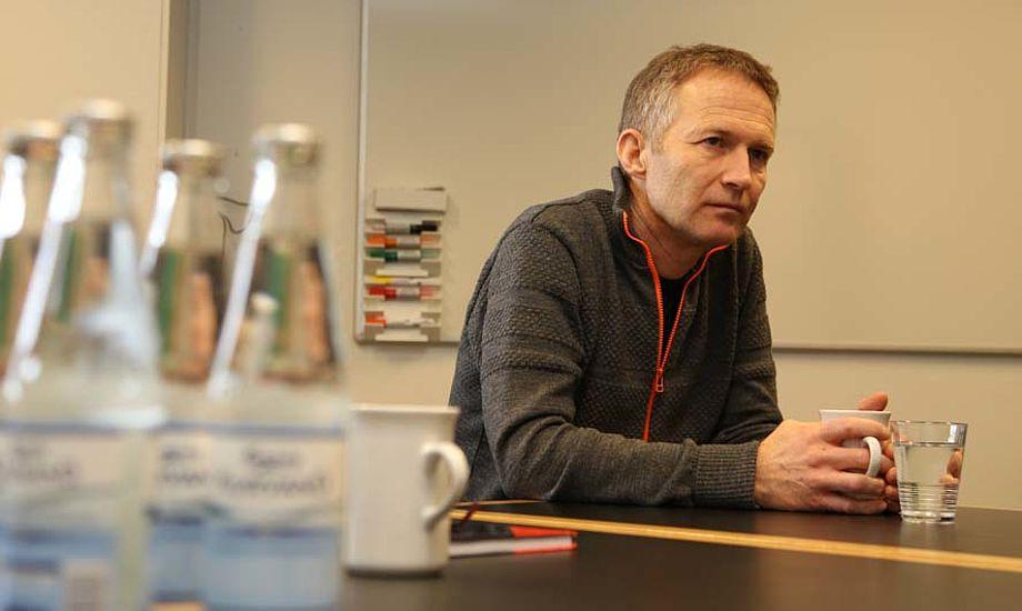 Hans Natorp mener, at frikøbsordningen er nødvendig for at leve op til en omverden, som stiller større og større krav til et stort idrætsforbund som Dansk Sejlunion. Foto: Troels Lykke