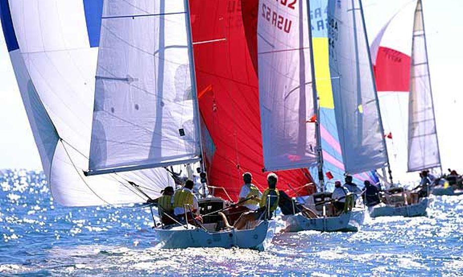 Klassen håber på, at der kommer over 70 både til VM i Dragør. foto: jboats.com