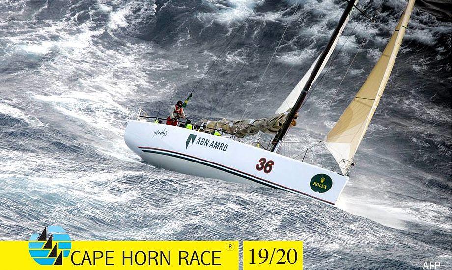 Sejlerne besøger fire lande under kapsejladsen: Argentina, Chile, Gibraltar og Uruguay. Foto: Cape Horn Race 19/20.