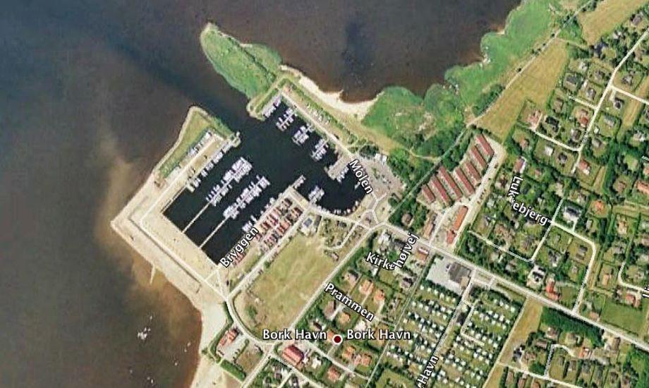 Der er ikke mange turmuligheder i Ringkøbing Fjord, mener sejlerne.