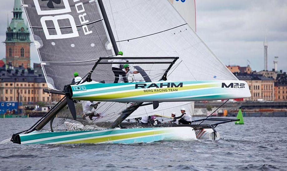 M32 Cup i Stockholm 2013. Foto: m32cup.com