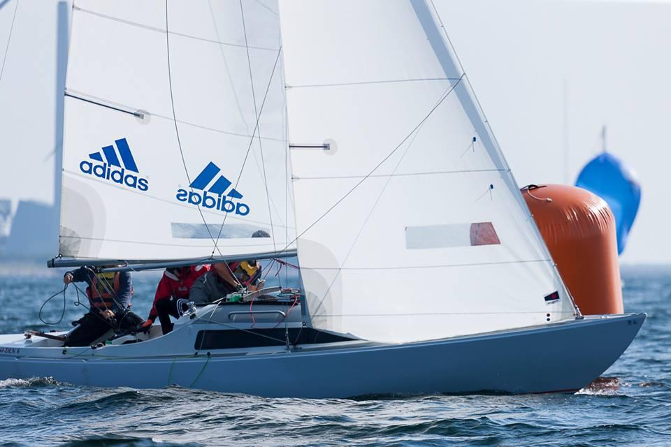 H-båds klassen blev ikke nævnt med et ord i Hans Natorps tale fornylig i Aarhus. Foto: Mogens Hansen