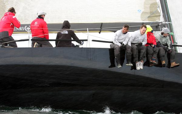 En del store både forventes at deltage i Big Boat Challenge, hvor Jesper Bank skal sejle med. Foto: Troels Lykke