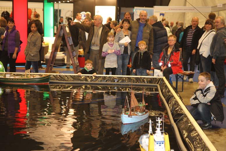 Udstilling i Fredericia gav ingen indtægt til Danboat, der afbrød samarbejde med Fredericia-messen. Foto: Troels Lykke