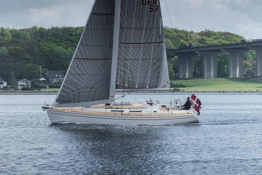 Oplev Faurby Yacht på forskellige messer. Foto: PR-foto
