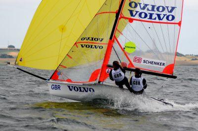 Ungdoms-VM, som det også kaldes, medførte et stort boom for 29er klassen i Danmark