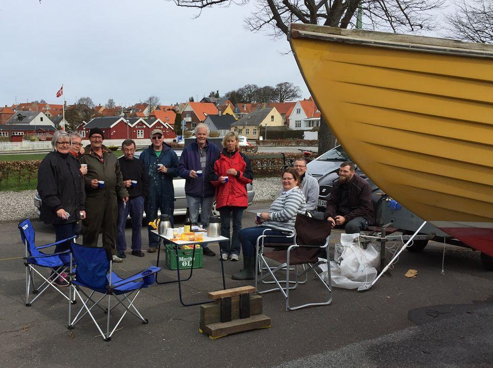 Nysted Sejlklub er blevet Folkebådscenter, har vores samarbejde omkring Sandemann Cup.